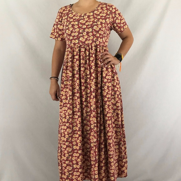 0a025b12add63 vintage Dresses | Sold90s Sunflower Print Dress | Poshmark